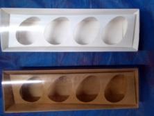 Caixa para 4 ovos 50gr