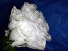 FA012 -Botões de Rosas artificiais lindas cores!